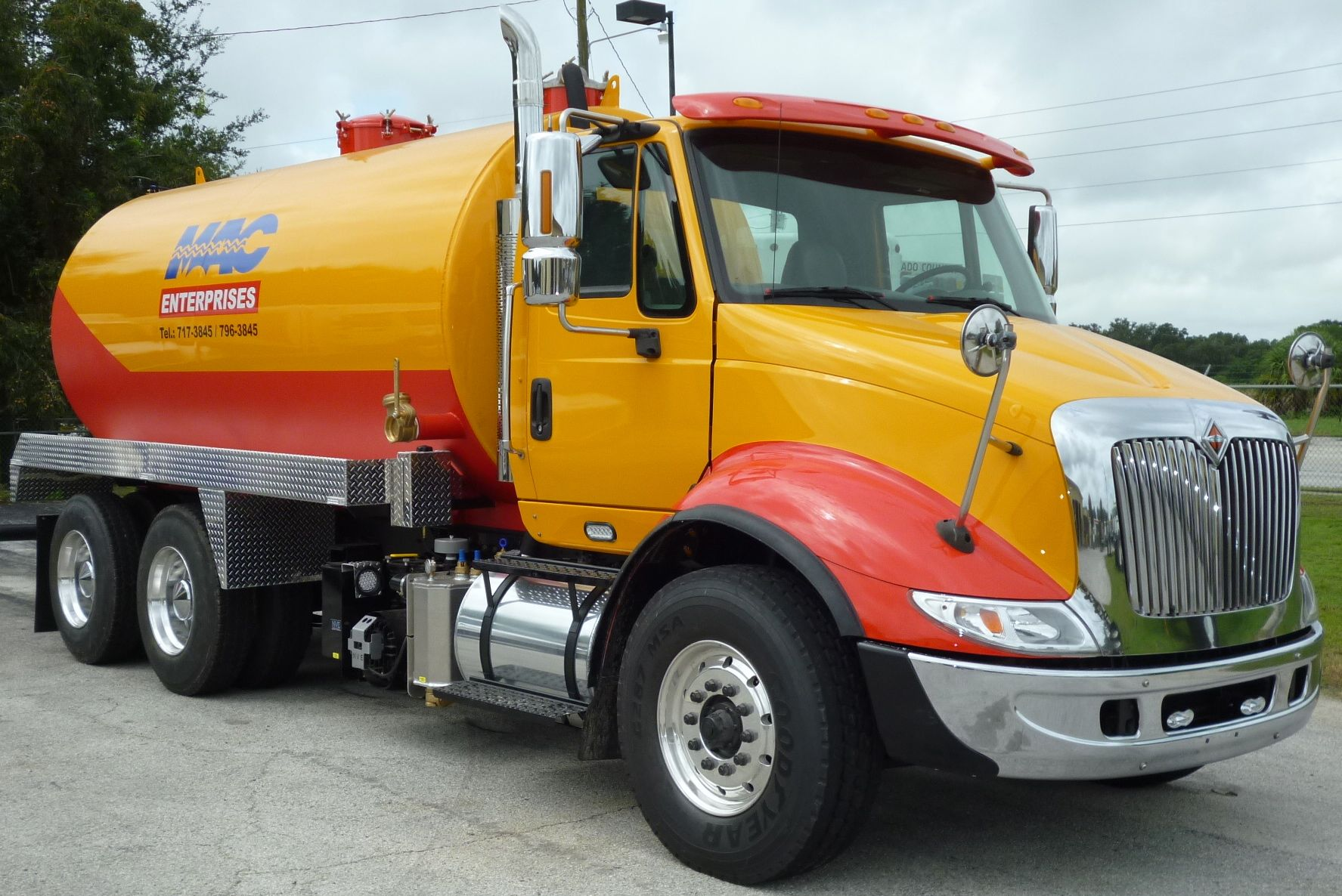 Welcome to Pump Truck Sales - Your source for high quality